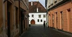 Cluj Napoca - Casa Matei Corvin