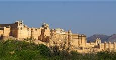 India -Jaipur - Palatul Amber