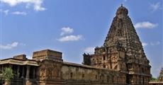 India - Templul Brihadeshwara