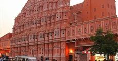 India - Jaipur - Hawa Mahal