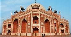 India - Delhi - Humayun Tomb
