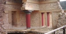 Grecia - Insula Creta - Palatul Knossos