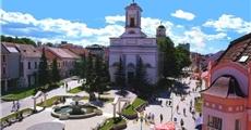 Poprad, Slovacia