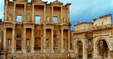 Turcia - Ephesus - Biblioteca lui Celsus