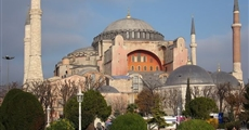 Turcia - Moscheea Agia Sofia