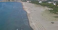 Plaja Velika - Ulcinj - Muntenegru